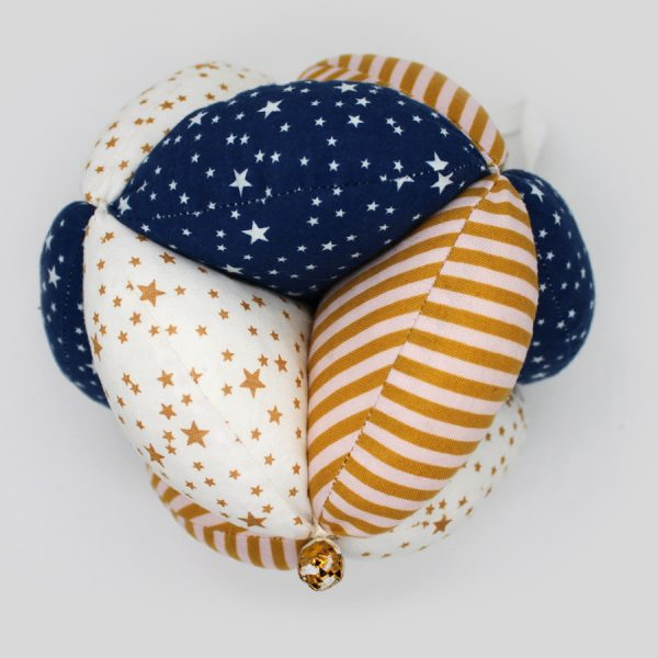 Сине-золотой мяч Такане