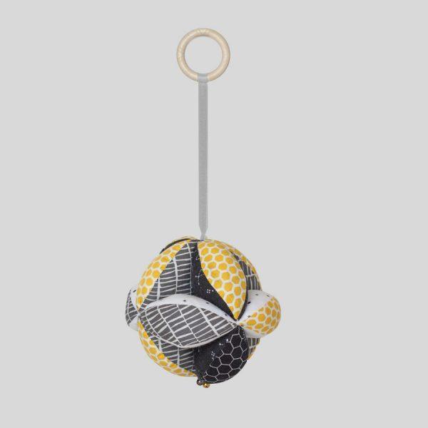 Желто-серый мяч Такане