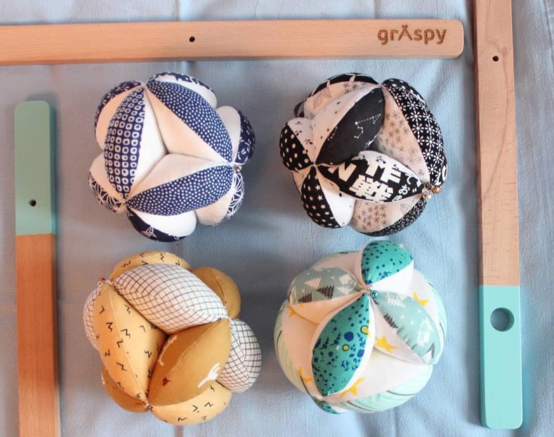 Мячики Такане и Граспи