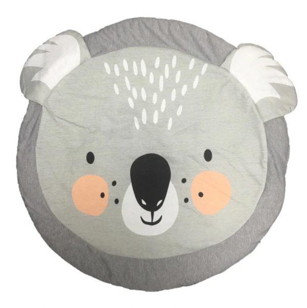 Детский коврик для малыша с коалой