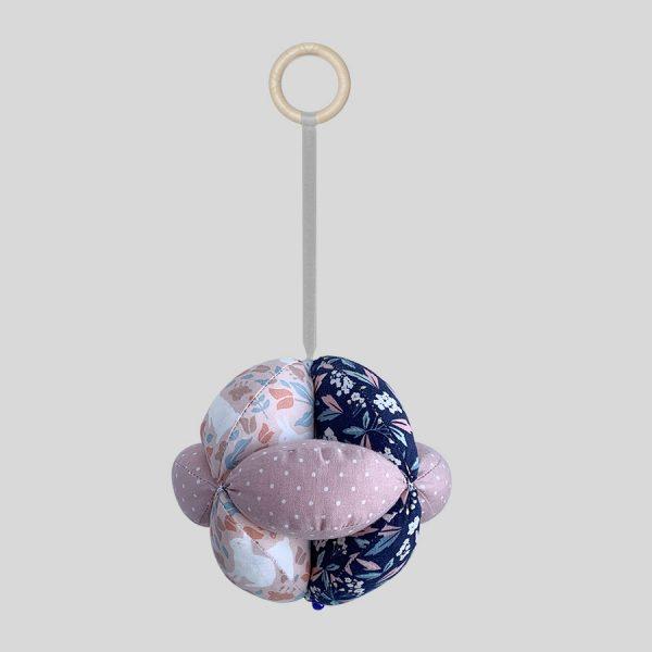 Сине-розовый мяч Такане
