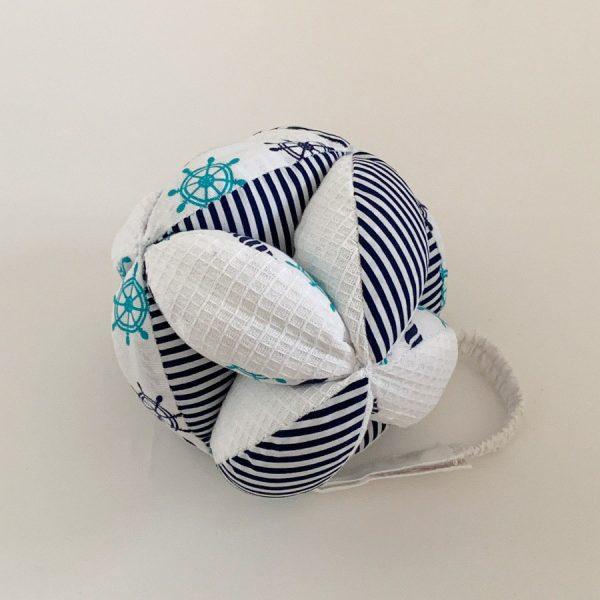 Мячик такане морская тема