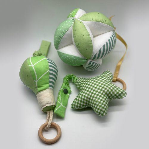 Сет зеленый