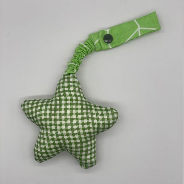 Сет зеленый звезда