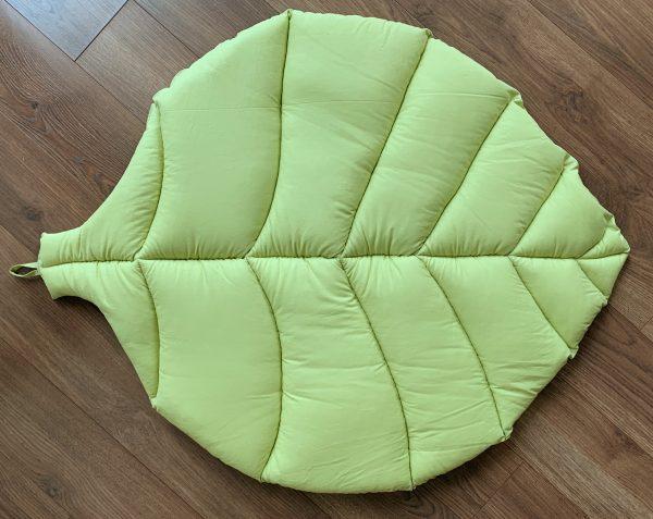 Коврик-листик зеленый