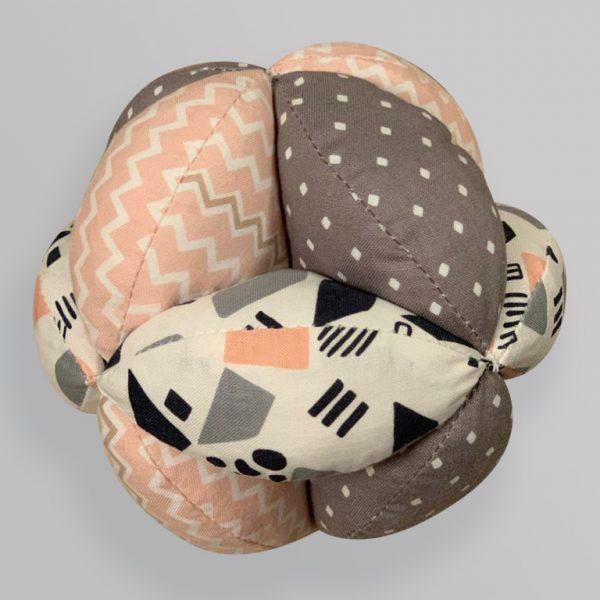 Мячик Такане с орнаментом