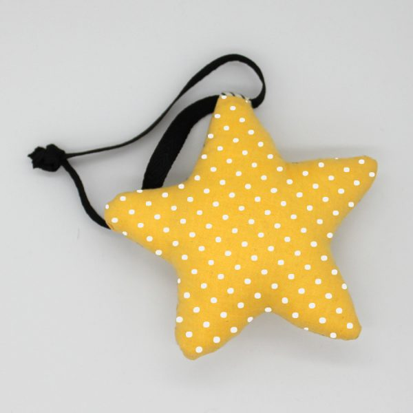 Желтая звезда