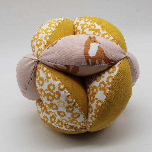 Мячик Такане горчичные лисы