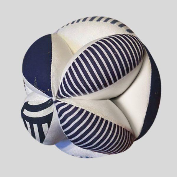Мячик Такане синий