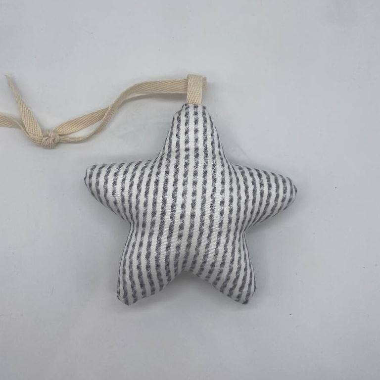 Подвес игрушка звезда