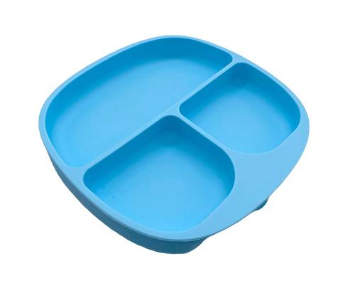 Силиконовые тарелки с делениями