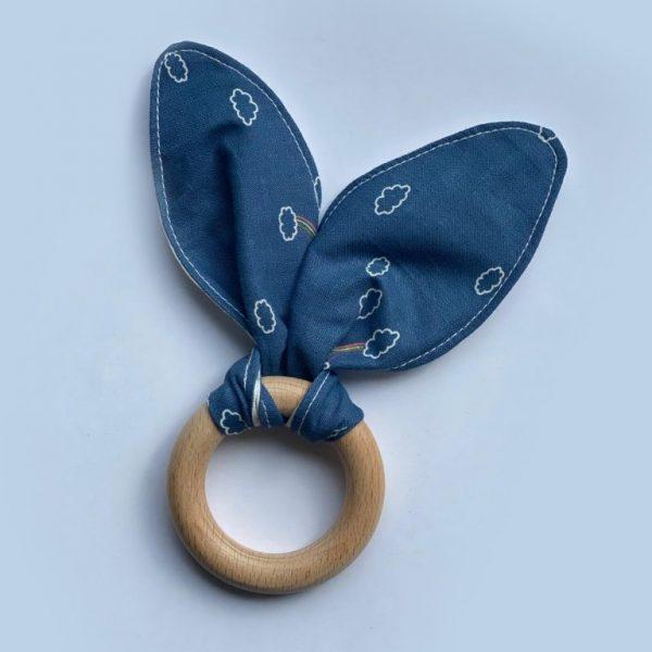 Шурщащие ушки с кольцом